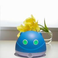 Mini Panda USB Aromadiffúzor Kék