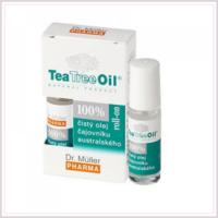 Teafaolaj 100% roll-on 4 ml  Dr Müller