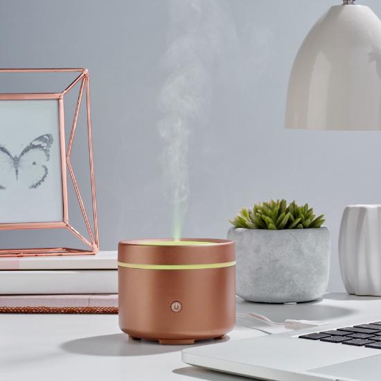 LIV USB aromadiffúzor Copper Madebyzen