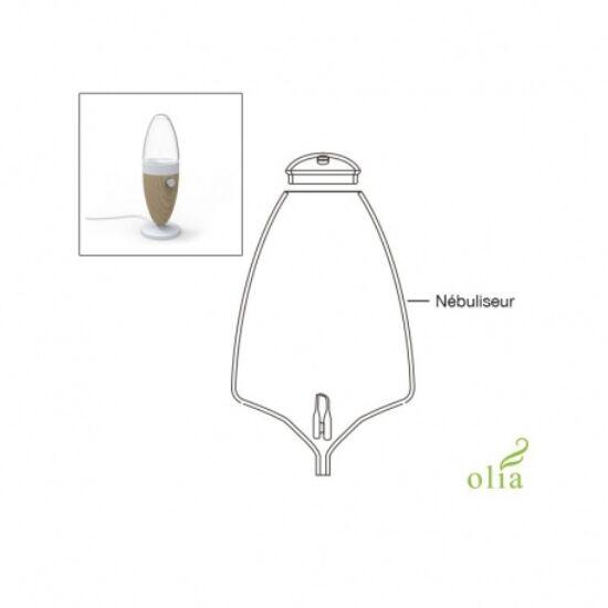 Üvegkamra OLIA illóolaj-porlasztóhoz