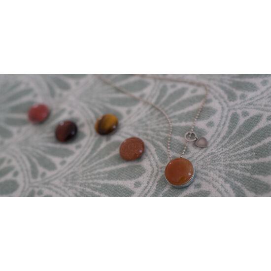 Aromamedál 3 kővel