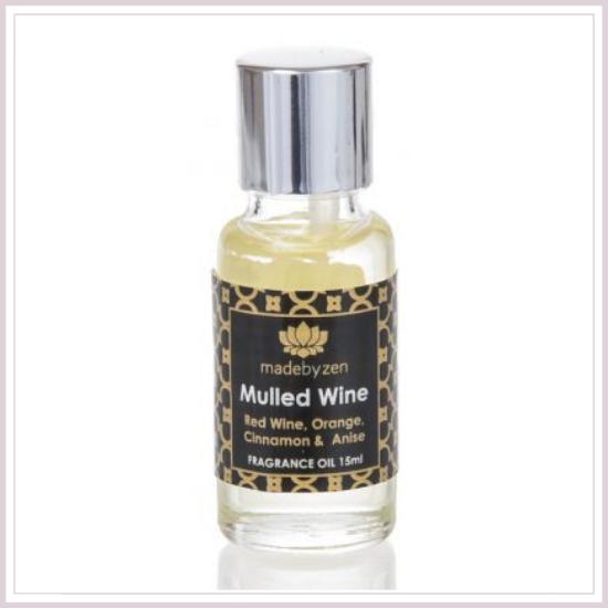 Mulled Wine Parfümolaj Madebyzen