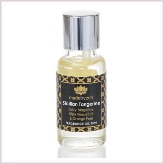 Sicilian Tangerin Parfümolaj Madebyzen