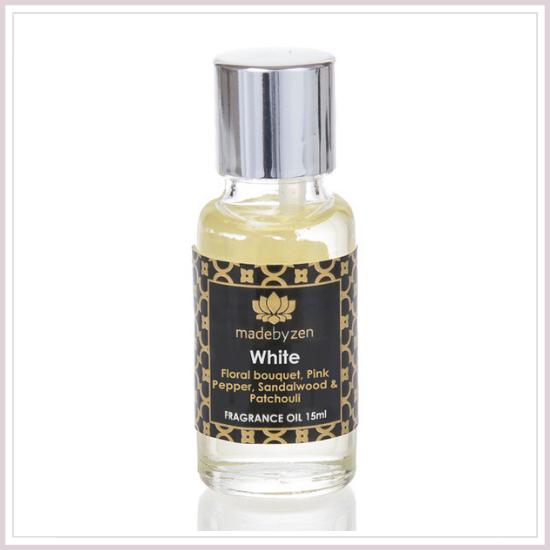 White Parfümolaj Madebyzen