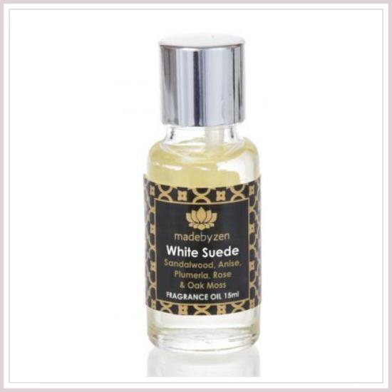 White Suede Parfümolaj Madebyzen