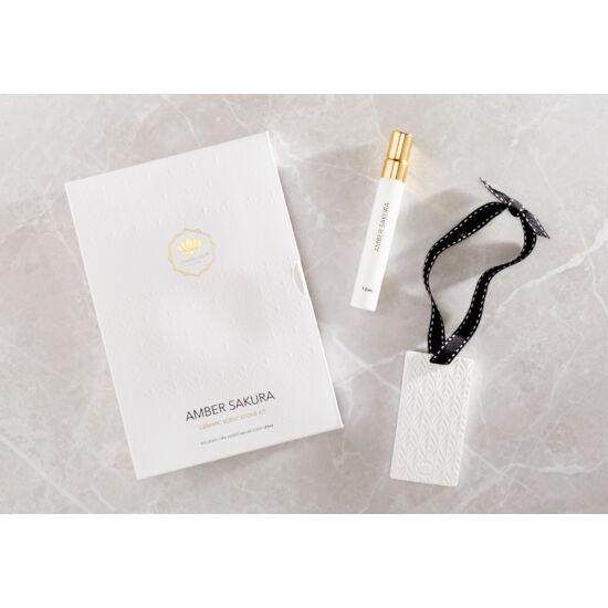 Kerámia térillatosító szett - Amber Sakura