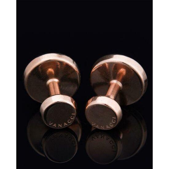 Lockstone One Copper - Rosegold mandzsettagombok